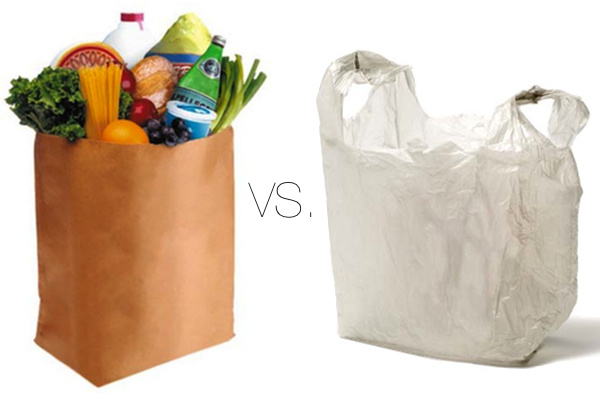 Что экологичнее: пластиковые или бумажные пакеты?