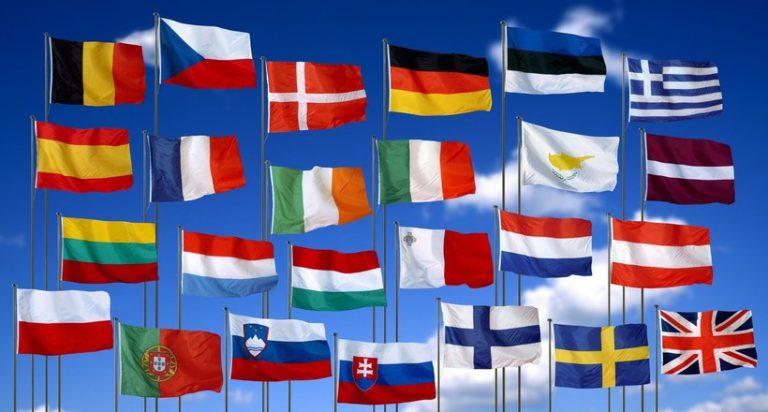 31 страна с почти идентичными флагами